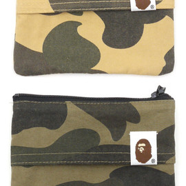 A BATHING APE - 1ST CAMO TISSUE COVER (ティッシュカバー) 290-003053-015