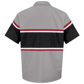 Red Kap - Short Sleeve Technician Shirt