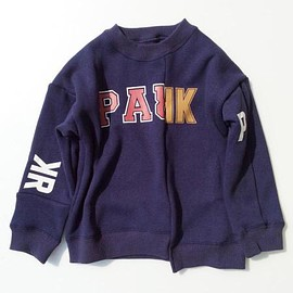 THE PARK SHOP - Broken College Crew 2019AW