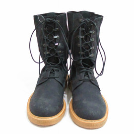 ANN DEMEULEMEESTER - LACE UP BOOTS