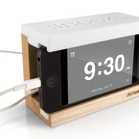 Snooze iphone Dock