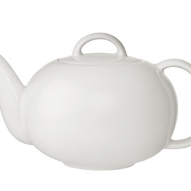 Arabia - 24h Tea Pot - White