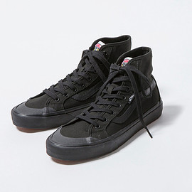 "VANS - VANS exclusive model ""BLACK BALL HI"""