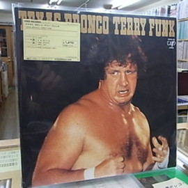 TEXAS BRONCO TERRY FUNK