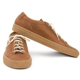 common projects - achilles leather washed COMMON PROJECTS ACHILLES LEATHER WASHED | SSENSE 30% SALE