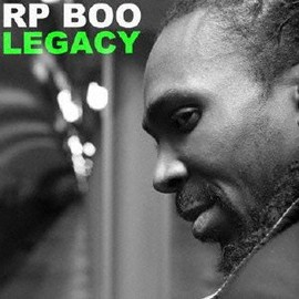 RP BOO - Legacy (【初回限定特典】 JP Exclusive Legacy Mix CD by RP BOO)