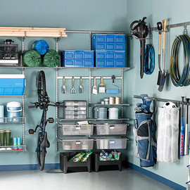 Elfa - Utility Garage Systems