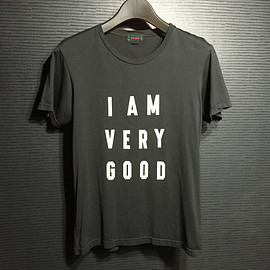 WACKO MARIA - I AM VERY GOOD TEE