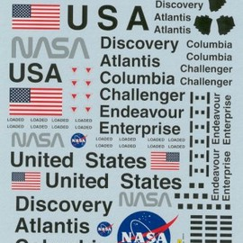 nasa - nasa sticker