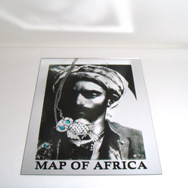 Gimme Five - MaAP OF AFRICA Poster