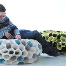 studio aisslinger - Coral seating module by Werner Aisslinger