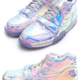 NIKE - AIRTRAINER1MIDPRMQSMULTI-COLOR/ICEBLUE
