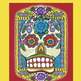 Mexican Folk Art Coloring Book (Dover Coloring Books)