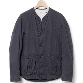 nonnative - TROOPER JACKET - C/L WEATHER CLOTH