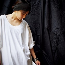 MM6 by MAISON MARTIN MARGIELA - LOOSE BIG TEE