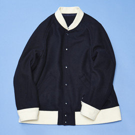 PHINGERIN - ALL MELTON AWARD JACKET