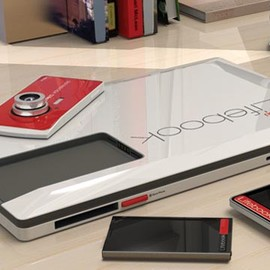 Prashant Chandra - Lifebook An All-In-One Concept Laptop