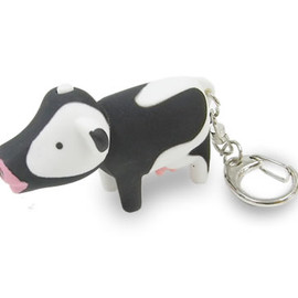 noisey key light - Cow