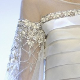 CHANEL - beaded details