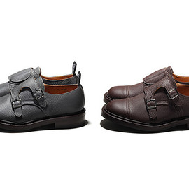Tricker's - TODD SNYDER x Tricker's 【monk shoes】