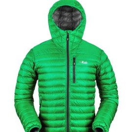 Rab - Microlight Alpine Jacket - kiwi