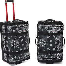 Supreme, THE NORTH FACE - Bandana Rolling Thunder Bag