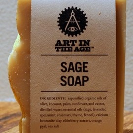 Art in the Age - SAGE Soap