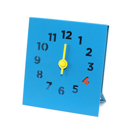 Block - Desk Clock