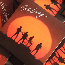 Daft Punk Release their Own Brand of Get Lucky Condoms