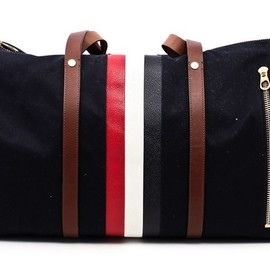 BLACK FLEECE BY Brooks Brothers - Mackintosh Duffle Bag (Navy)