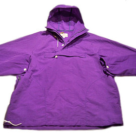Battenwear - Packable Anorak  /  Purple