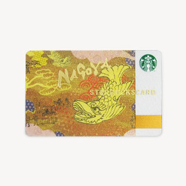 Starbucks Coffee Company - Starbucks Card / Nagoya