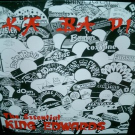 Various Artists - SKA BA DIP  The Esential King Edwards