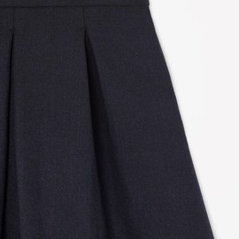 COS - Pleated wool skirt