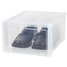 IRIS - Men's Drop Front Shoe Box DF-S