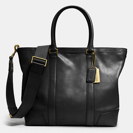 COACH - BLEECKER legacy business tote