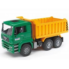 Bruder - MAN TGA TIP UP TRUCK