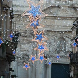 Italy - Delightful Christmas lights
