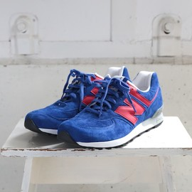New Balance - M576 BLUE×RED