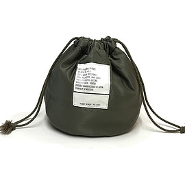 NEXUSVII - Personal Effects Bag - Olive/Orange