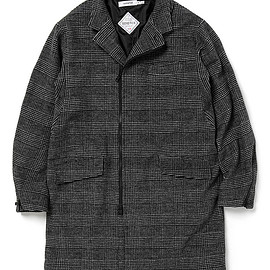 NONNATIVE - MASTER COAT W/P/N/R/A BEAVER GLEN PLAID WITH GORE-TEX INFINIUM™