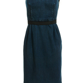 Lanvin Acne - denim dress