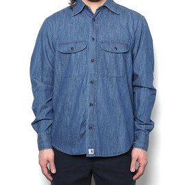 ADAM KIMMEL × Carhartt - Hay Denim Shirt