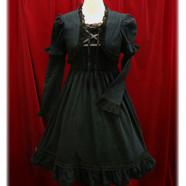 ALICE and the PIRATES - Shirring cut and sewn onepiece dress