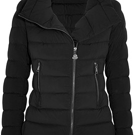 Moncler - Antigone quilted shell down jacket