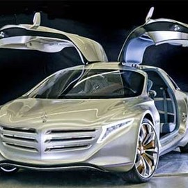 Mercedes - F125 Concept, All Hydrogen, Available from 2025
