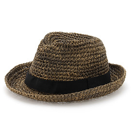 Muji - brown // Rush Grass Hat
