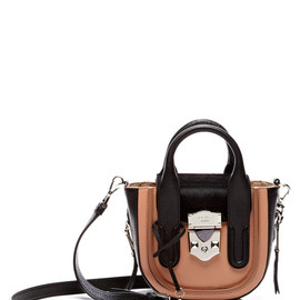 ROCHAS - Lou Cross-Body Satchel