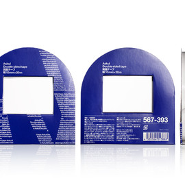 ASKUL - ASKUL Double Sided Tape_previous type (Designed by SDL) アスクル
