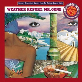 weather report - Mr Gone